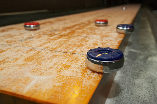 SOLO® Shuffleboard Movers St Augustine, Florida.
